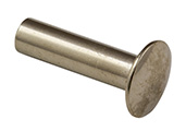 Nickel Plated Steel Chicago Screws